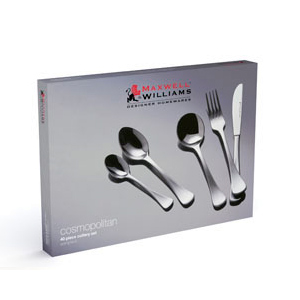 Maxwell & Williams Cosmopolitan 40 piece