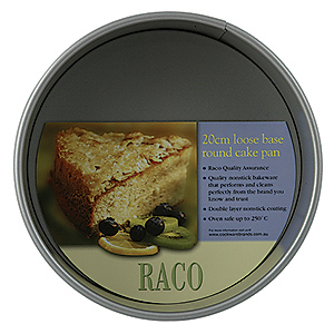RACO Bakeware Loose Base Cake Pan